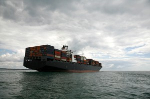 photo - container ship